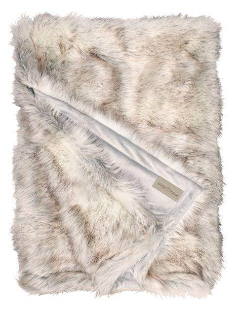 plaid artic fox