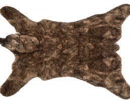 karpet grizzly met kop