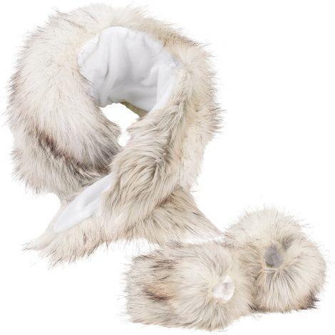 collar wristlets bont artic fox