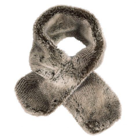 sjaal bont chipmunk