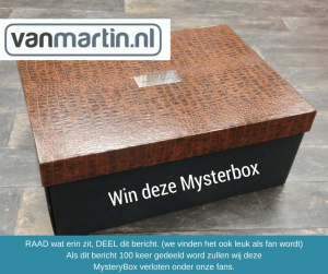 Win deze Mysterybox