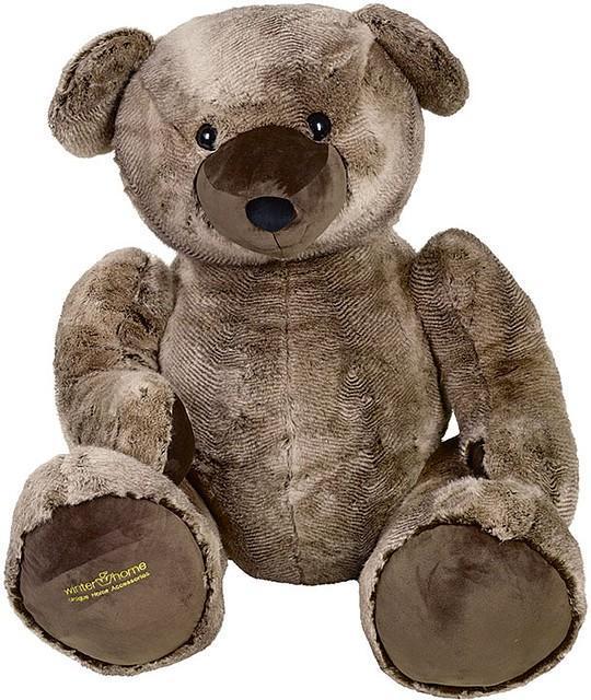 big teddy chipmunk