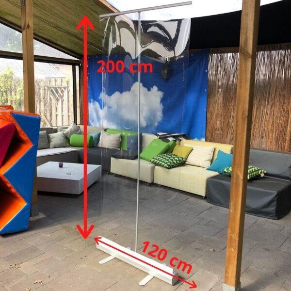 roll up kuchscherm 100 x 200 1