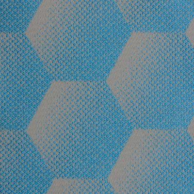 sunbrella hexagon j204 azure