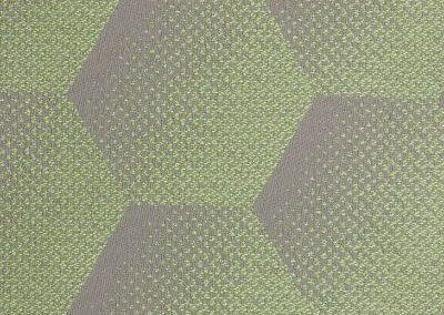 sunbrella hexagon j206 mint
