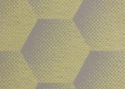 sunbrella hexagon j207 lemon