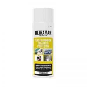 Plastic Window Cleaner & Protector 400ml Ultramar